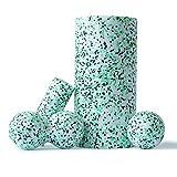 Balance Roll - Komplett Set Tricolor - Standard Härte - (Große Rolle, Kleine Rolle, Ball 8 cm &...