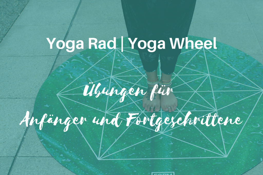 yoga rad übungen yoga wheek