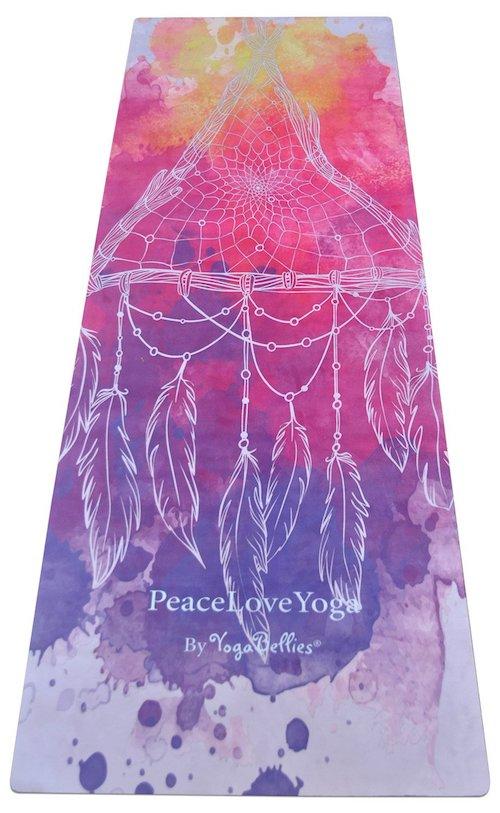 PeaceLove Yogamatte von YogaBellies®