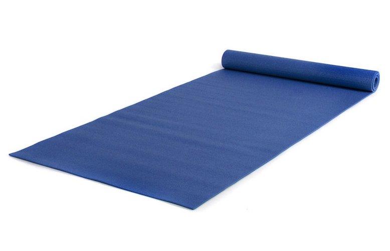 Yogistar Yogamatte Basic XXL - rutschfest und sehr gross - 7 Farben